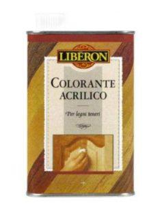LIBERON - COLORANTE ACRILICO EBANO 250ML