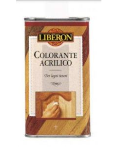 LIBERON - COLORANTE ACRILICO CASTAGNO 500ML