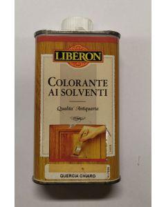LIBERON - COLORANTE AI SOLVENTI 250ML - QUERCIA CHIARO