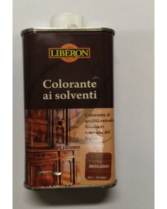 LIBERON - COLORANTI AI SOLVENTI 250ML - MOGANO