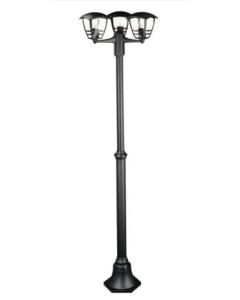 MASSIVE - LAMPIONE MOD. PARIS - IN ALLUMINIO 1840MMx480MMx450MM