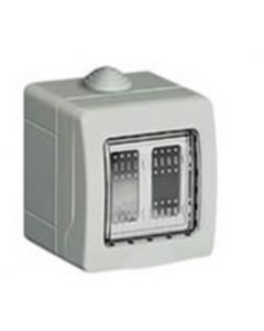 BTICINO - IDROBOX CUSTODIA A 2 POSTI - IP55