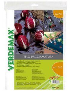 VERDEMAX - TELO PROTETTIVO PER PACCIAMATURA -  1,5x5MT