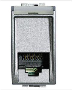 BTICINO LIGHT TECH - CONNETTORE TELEFONICO K10 RJ11