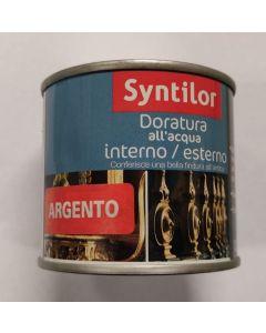 SYNTILOR - DORATURA ALL'ACQUA 125ml - COLORE ARGENTO