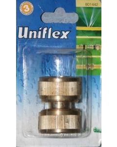 """UNIFLEX - RIPARATORE DA 3/4"""" IN OTTONE"""