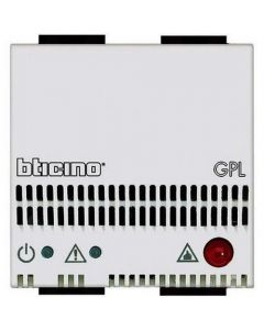 BTICINO LIGHT - RILEVATORE DI GAS GPL 12VAC/DC N4512/12