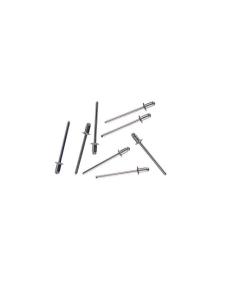 MASIDEF - BLISTER 50 RIVETTI CIECHI IN ALLUMINIO 3,0X6,0mm S/S