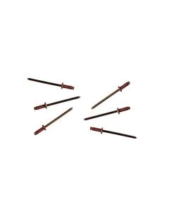 MASIDEF - BLISTER 50 RIVETTI CIECHI IN RAME 3,2X10,0