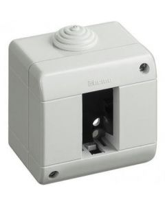 BTICINO - CUSTODIA IDROBOX IP40 1 MODULI ART. 25401