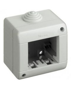 BTICINO - CUSTODIA IDROBOX IP40 2 MODULI ART. 25402