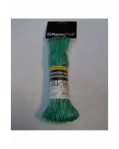 TRECCIA VERDE IN POLIPROPILENE 4MM X 20MT MAGGI GROUP