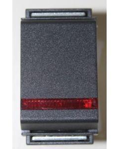 BTICINO - INTERRUTTORE 1P CON LUCE 16A 250V  LIVING CLASSIC ART. 4501