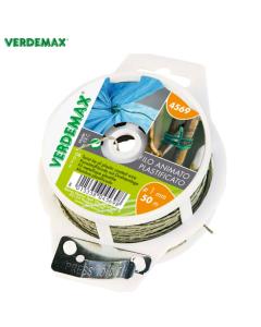 VERDEMAX - FILO ANIMATO ACCIAIO D.1mm X  50 M