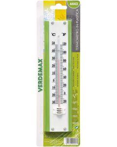 VERDEMAX-TERMOMETRO PLASTICA MM 220X58
