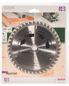 BOSCH - LAMA PER SEGA CIRCOLARE BASIC 160X22X20/16