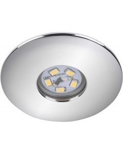 BRILONER - FARETTO DA INCASSO FISSO LED 1X1,8 150LM IP44