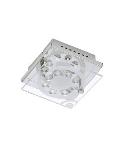 BRILONER 3564-028 - APPLIQUE ROCK LED 2X5W 400LM