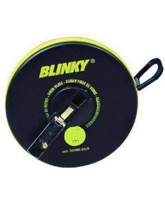 BLINKY - ROTELLA METRICA 10 METRI NASTRO IN FIBRA DI VETRO 13 MM