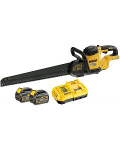 DEWALT - SEGA ALLIGATOR  54v XR flexvolt BATTERIA-SPECIALE 430mm DCS397T2-QW