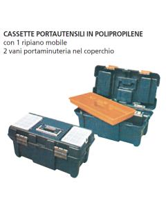 ORECA - CASSETTA PORTAUTENSILI IN POLIPROPILENE 400X210X190 MM