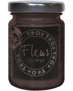 GLITTER FLEUR - GLITTER IN POLVERE 90GR  COFFE