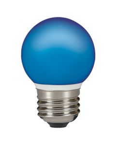 SYLVANIA-TOLEDO OUTDOOR SFERA BALL IP44 BLUE E27 LED