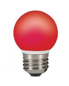 SYLVANIA-TOLEDO OUTDOOR SFERA BALL IP44 RED E27 LED