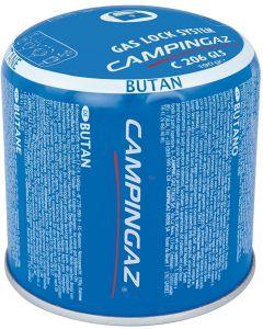 CAMPINGAZ C 206 GLS BOMBOLETTA  LOCK SYSTEM 190G BUTANO