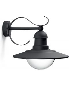 PHILIPS MYGARDEN OUTDOOR - LAMPADA PER STERNO NERA MOD. TOPIARY IP45 E27 60W