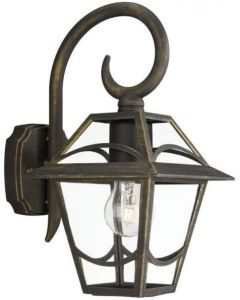 MASSIVE - LAMPADA DA ESTERNO MOD. BABYLON 1X60W IP20