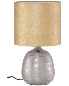 BRILONER - LAMPADA DA TAVOLO BEST IN CERAMICA h. 39,5cm 1 LUCE E27