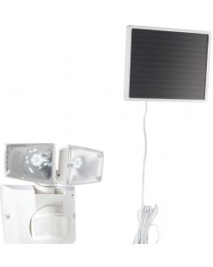 GLOBO - LAMPADA LED A ENERGIA SOLARE PER ESTERNI CON SENSORE DI MOVIMENTO 12 X3W