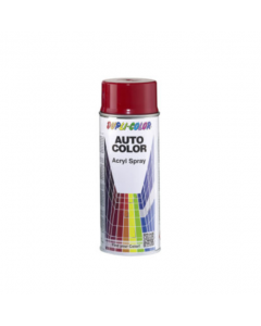 DUPLI-COLOR - VERNICE SPRAY FIAT 601 NERO 150ML