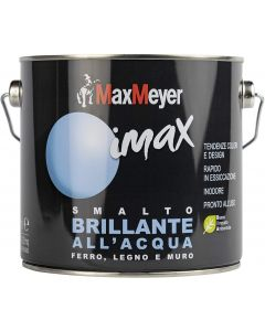 MAX MEYER - IMAX SMALTO ALL' ACQUA BRILLANTE 2LT NERO
