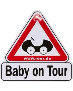 REER - BABY ON TOUR TRIANGOLO AUTO 1 PZ