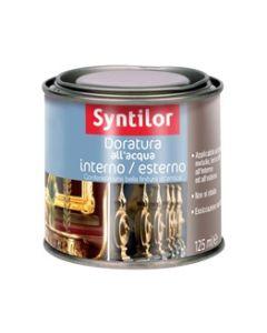 SYNTILOR - DORATURA ALL'ACQUA INTERNI 125 ml ORO ANTICO