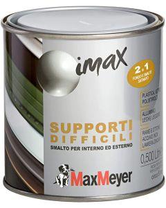 MAX MEYER - SMALTO SUPERFICI DIFFICILI BIANCO LT 0,500