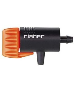 CLABER 91211 - 20 GOCCIOLATORI REGOLABILI DA 0-6 LT/H