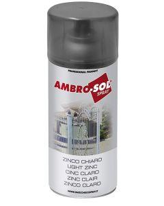 Ambro-Sol Z350 Zinco Chiaro, 400 ml