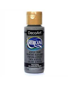 Artdeco DecoArt - Americana Neutral Grey