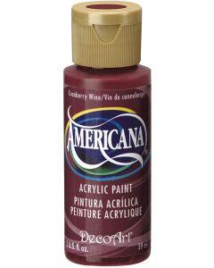 Artdeco DecoArt - Americana Cranberry Wne