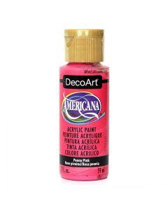 Artdeco DecoArt - Americana Peony Pink
