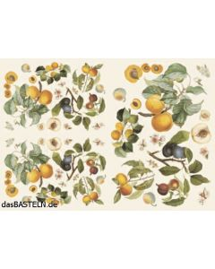 CARTA DECOUPAGE SOFT PAPER TO-DO ART 90884 MISURA 50X70CM