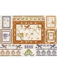 CARTA DECOUPAGE SOFT PAPER TO-DO ART 98702 MISURA 50X70CM