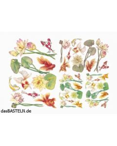 CARTA DECOUPAGE SOFT PAPER TO-DO ART 98995 MISURA 50X70CM