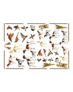 CARTA DECOUPAGE SOFT PAPER TO-DO ART 99006 MISURA 50X70CM