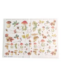 CARTA DECOUPAGE SOFT PAPER TO-DO ART 99007 MISURA 50X70CM