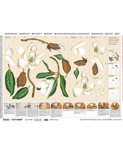 CARTA DECOUPAGE SOFT PAPER TO-DO ART 99028 MISURA 50X70CM