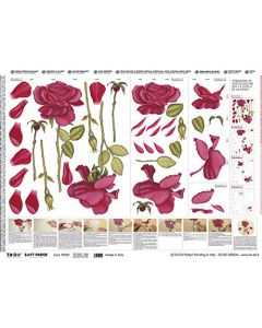 CARTA DECOUPAGE SOFT PAPER TO-DO ART 99029 MISURA 50X70CM